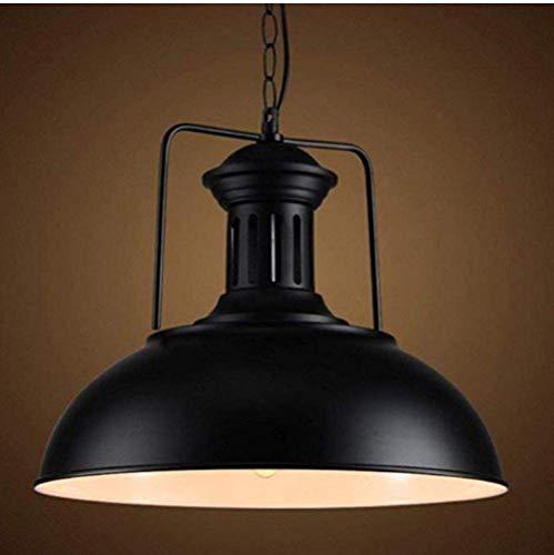 MEIXIAN Wandlamp Vintage kroonluchter ijzeren kroonluchter zwart kroonluchter restaurant H?henverstellbaar koffie en andere afzonderlijke vlam 42 5 * 130 eenvoudig retro