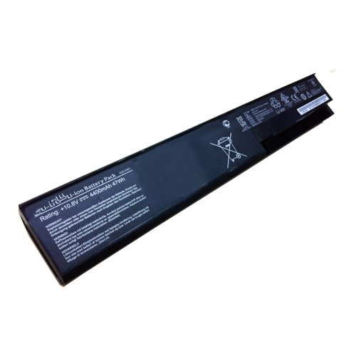 Amsahr Replacement Battery for ASUS X501A, X301, X301A, X301U, X401, X401A, X401U