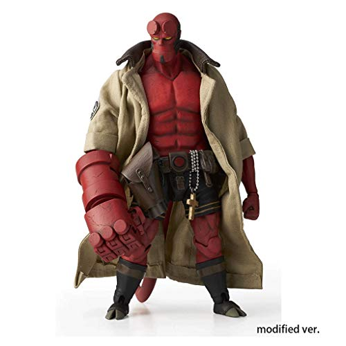 Hellboy 1/12 Skala Action-Figur-Standard - Hohe 7,08 Zoll Modell Spielzeug