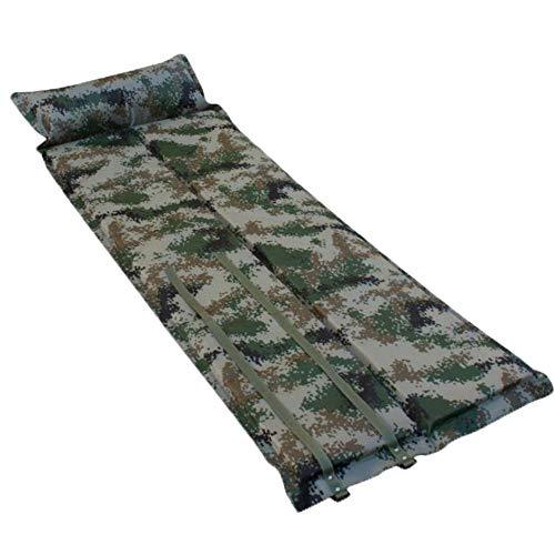 Song6 Strandzelt Mit Kissen kompakte wasserdichte Outdoor aufblasbare Schaum schlafmatte luftmatratze einzelne Person Faltbare Tarnung selbstaufblasende Camping schlafsäcke Camping Zelt