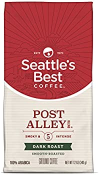 2-Count Seattle's Best Coffee Post Alley Blend Ground Coffee, 12 Ounce