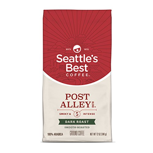 Seattle's Best Coffee Post Alley Blend Ground Coffee Now $3.67