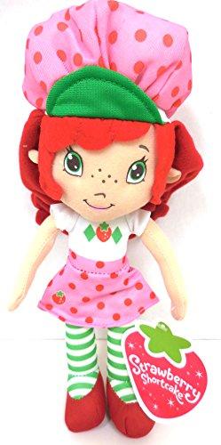 Strawberry Shortcake Classic Plush Doll 8 Inches
