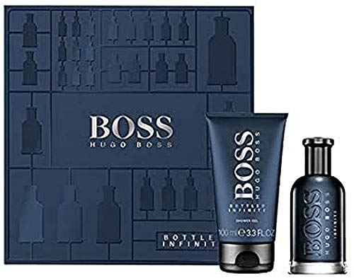 Hugo Boss Bottled Infinite 50ml Eau de Parfum + 100ml Duschgel