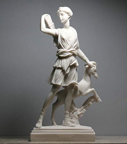 Diana von Versailles griechischen Göttin Artemis Statue Skulptur Louvre Museum 25΄ ΄