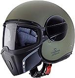 Caberg Ghost Helm Grün Matt XL (60)