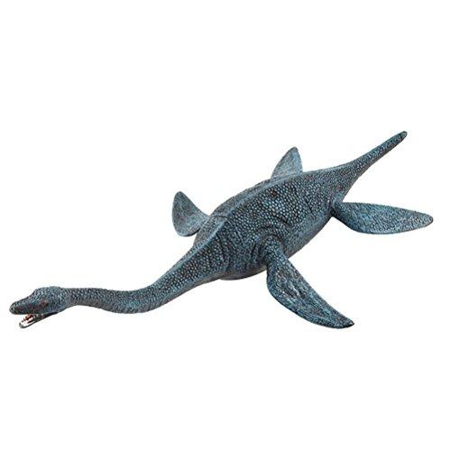 YeahiBaby 30 cm Giocattoli grandi del Dinosauro Plesiosauro - Personaggi d'azione realistici per bambini