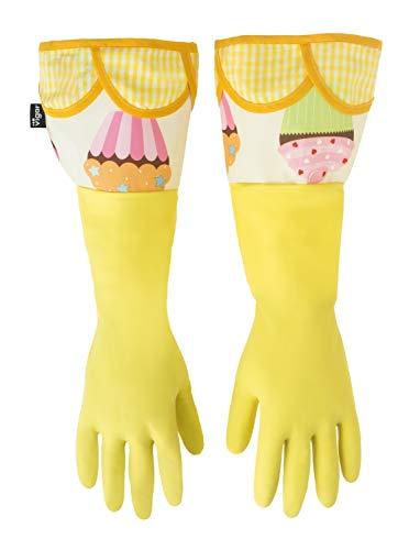 VIGAR Lulu Widerstandsfähige Handschuhe in Einheitsgröße, 18 x 1 x 40 cm