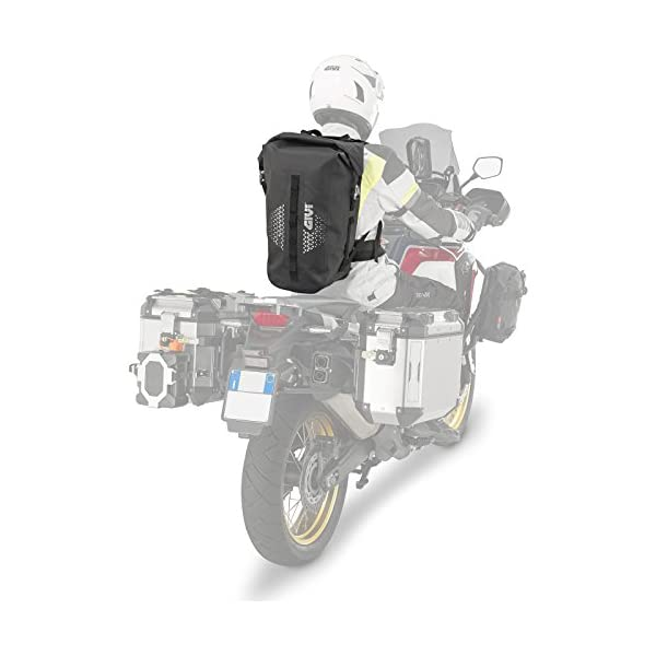 41nOMsa3s8L. SS600  - Givi - Mochila Grande Impermeable, con Forma de Tubo y Capacidad de 35 litros, UT802