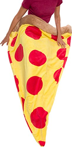 Pepperoni Pizza Sleeping Bag