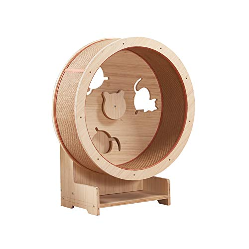 Mishap Pet Furniture, Cat Climbing Wheel