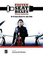 Fasten Seatbelts: For Violin