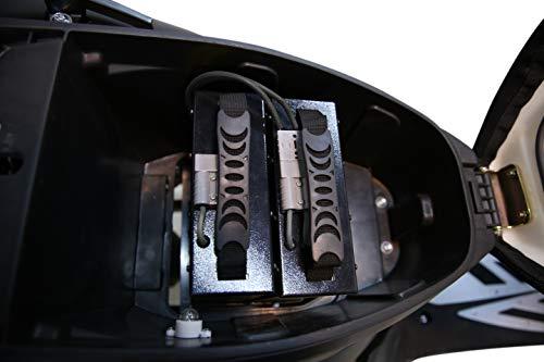"""Retro Elektro-Motorroller """"Elettrico Li"""" Bild 3*"""