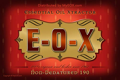 1-Gallon 190 Proof E-O-X BY X-F-B Ask Anyone They