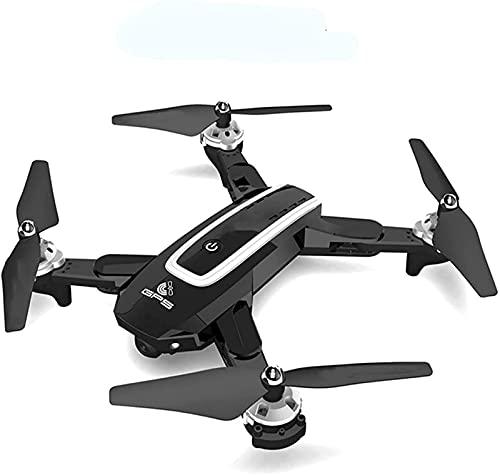 J-Clock Drone 4k HD Camera, GPS 5G WiFi FPV Live Video RC Quadricottero Pieghevole per Principianti Bambini Adulti con Follow Me, Mantenimento dell'altitudine, GPS Ritorno a casa, Controllo dei gesti