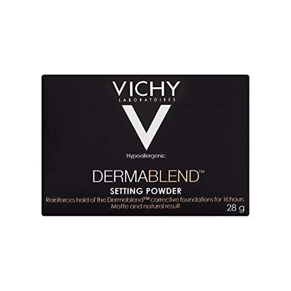商品葉っぱアクティビティヴィシー設定粉末28グラム x2 - Vichy Dermablend Setting Powder 28g (Pack of 2) [並行輸入品]