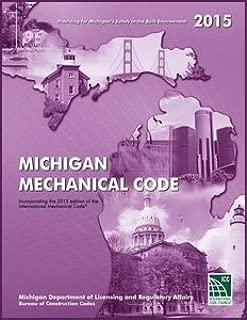 2015 Michigan Mechanical Code