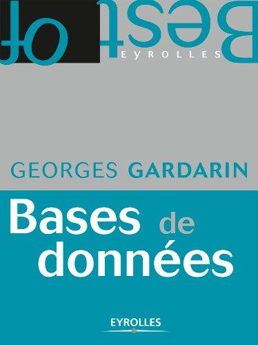 Couverture du livre Bases de données: 5ème tirage 2003 (Best of Eyrolles)