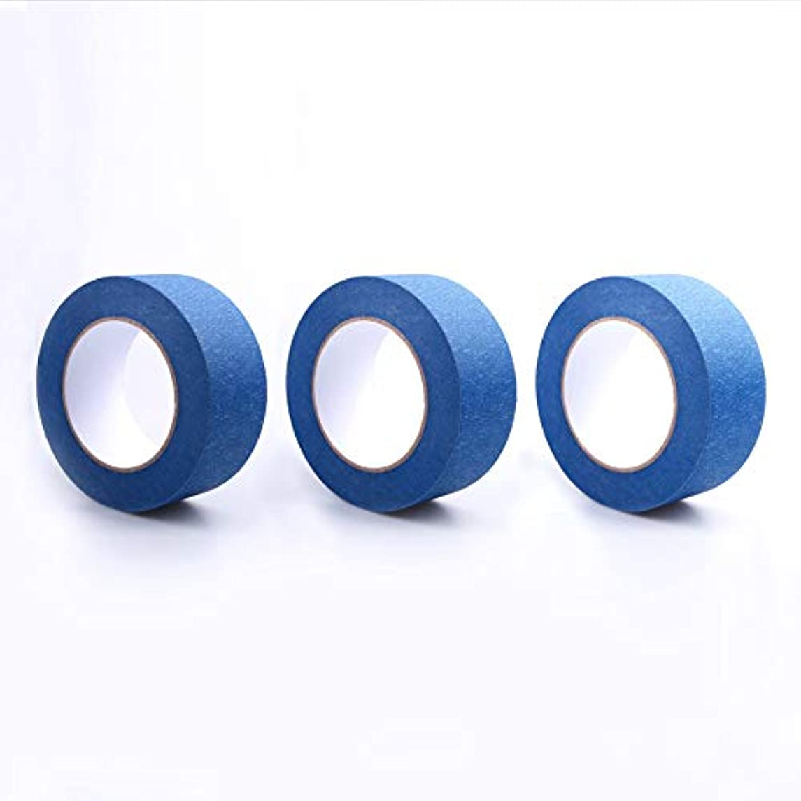 Blue Painters Tape Masking Tape/No Seeping/30 Days UV Resistant/0.94inch60yard(3pk)