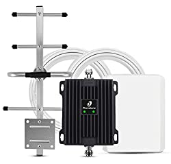 top 10 cricket network extender Phonetone Cell Phone Signal Booster for Homes and Offices Up to 5,000 sq ft  … Increase 4G LTE Data Rate