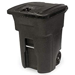 Toter Bear-Proof Residential Heavy-Duty Trash Can- Dog proof trash can