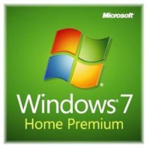 MS 1x Windows 7 Home Premium SP1 32-/64bit OEM Med