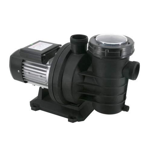 Elem Pumps Pro Elektrische pomp voor zwembad, met geïntegreerde kunststoffilter, 900 W, 230 V