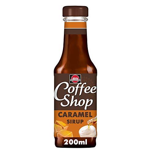 Schwartau Coffee Shop Caramel, 200 ml