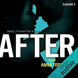 Page de couverture de After: Saison 2