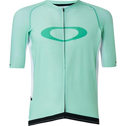 Oakley Icon 2.0 Men's MTB Cycling Jersey - Fresh Green/Large