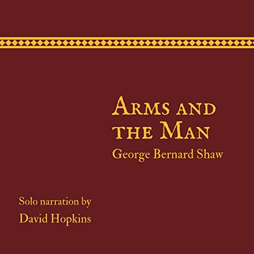 Arms and the Man (Director's Playbook Edition) Titelbild