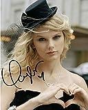 Swift, Taylor Photo dédicacée/signée à la main 8x10