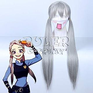 Rose Network Zootopia Cosplay Wig Judy Hopps Costume Play Woman Adult Wigs Halloween Anime Game Hair Kuzz6659