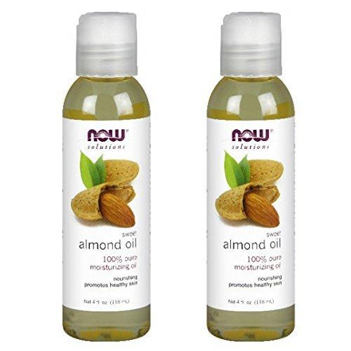 NOW Sweet Almond Oil, 16-Ounce