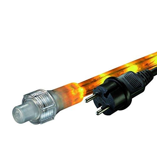 GEV LED-Lichtschlauch Set LRL 20344, gelb