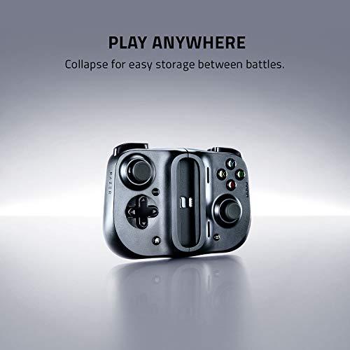 Razer Kishi für iOS (iPhone) – Smartphone Gaming Controller (USB-C Anschluss, Ergonomisches Design, Individuelle Passform, Analog-Stick, Ultra niedrige Latenz) Schwarz - 6