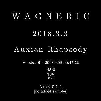Auxian Rhapsody, Vol. 3