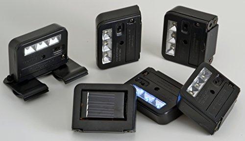 HomeBrite Solar Deck Light