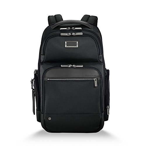 Briggs & Riley @ Work-Cargo Backpack, Black, Medium