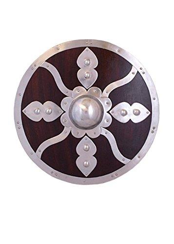 Redondo Cartel con herrajes de acero-Combate de exhibición Cartel