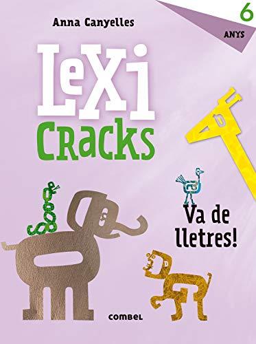 Lexicracks. Exercicis d'escriptura i llenguatge 6 anys: 4