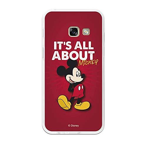 La casa delle Cover Cover Ufficiale Disney Mickey, IT 's all About Mickey Samsung Galaxy A32017