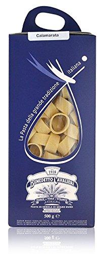 Pastificio Benedetto Cavalieri - Calamarata Pasta Artigianale 500g