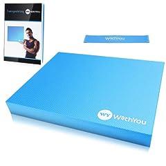 WithYou inklusive Übungsheft und Fitnessband