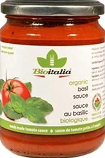 Bioitalia Organic Basil Sauce 350g
