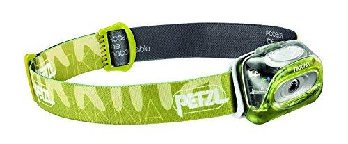 Petzl Tikkina Headlamp Green HOU One Size