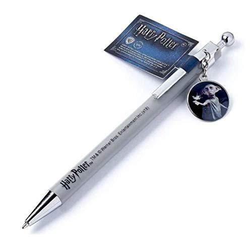 HARRY POTTER - Penna a sfera motivo Dobby, taglia unica, colore grigio