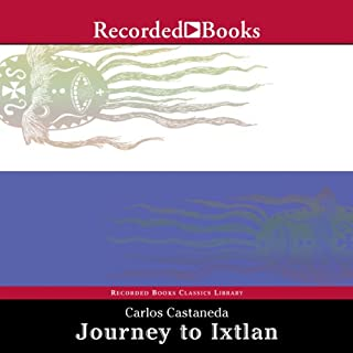 Journey to Ixtlan cover art