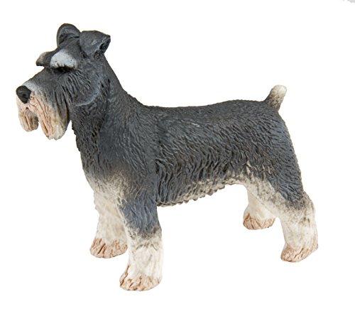 Safari S254329 Best in Show Dogs Schnauzer Miniature en Plastique