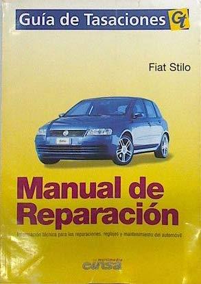 Manual De Reparación Fiat Stilo. Julio 2002
